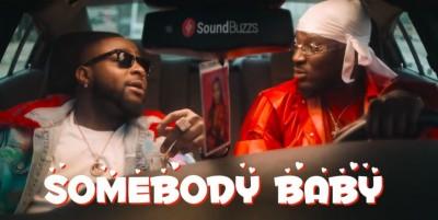 Peruzzi - Somebody Baby feat. Davido - Rap