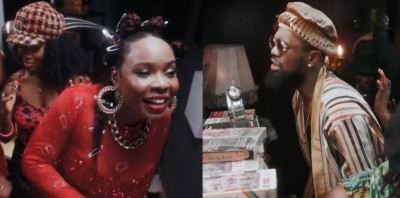 Yemi Alade - Temptation ft. Patoranking - Rap