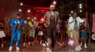 Harmonize ft Awilo Longomba & H baba - Attitude - Rap