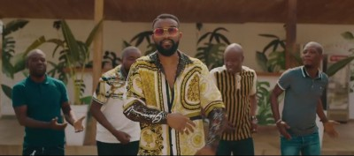 MAGIC SYSTEM feat FALLY IPUPA - Molo Molo - Congo