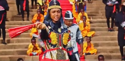 Safarel Obiang - CHARA DANCE - Camer