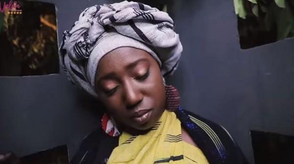 Malika La Slameuse - Le Faso d'abord