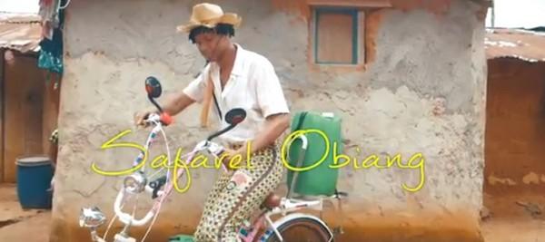 Safarel Obiang  -  Ahoco