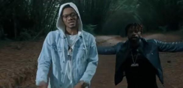 JOJO LE BARBU - Tous ça c'est Dieu feat Gaz Mawete